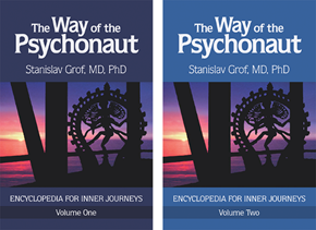 The way of The Psychonaut book cover